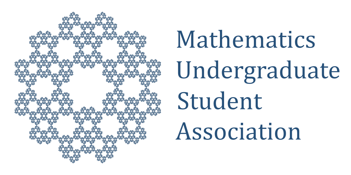 Mathematics Undergraduate Student Association (MUSA) logo